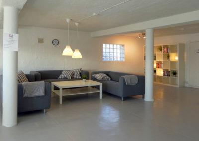 Vi2 Hundcenter - Samlingsrum